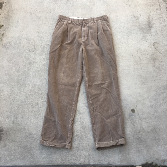 croft & barrow Other - Vintage taupe corduroy pants